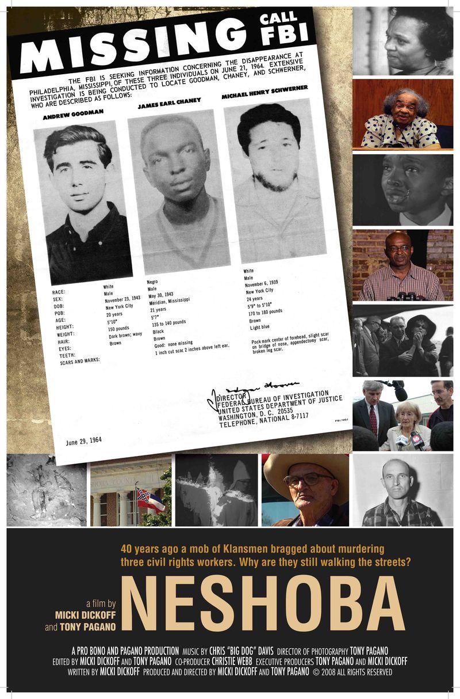 Filme sobre os assassinatos de Neshoba