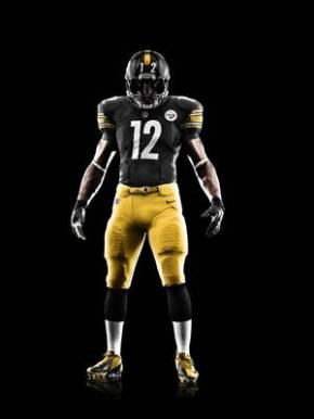 steelers new uniform